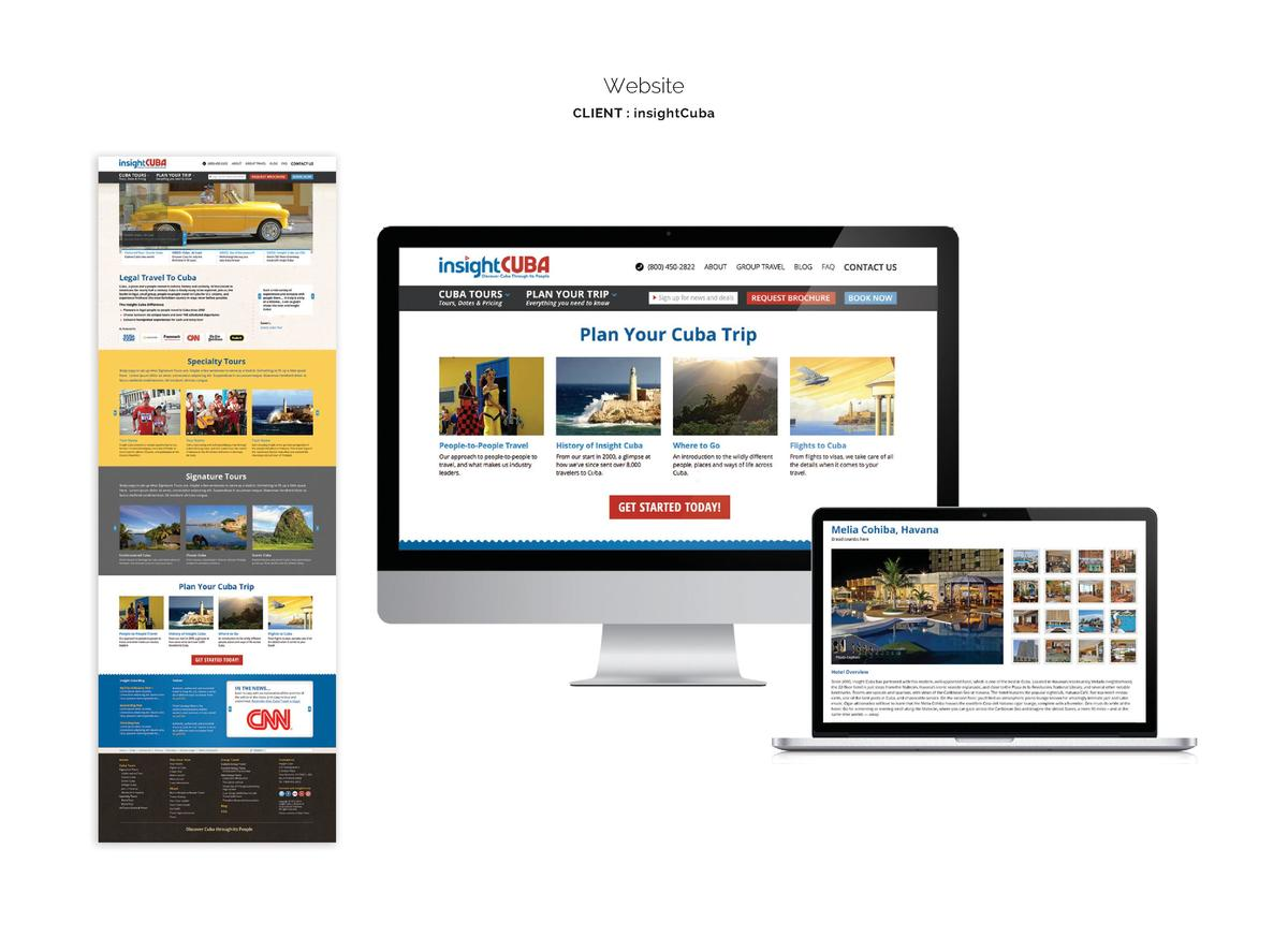Website CLIENT   insightCuba